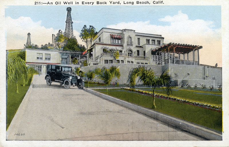 An_Oil_Well_in_Every_Back_Yard_Long_Beach_Calif_211