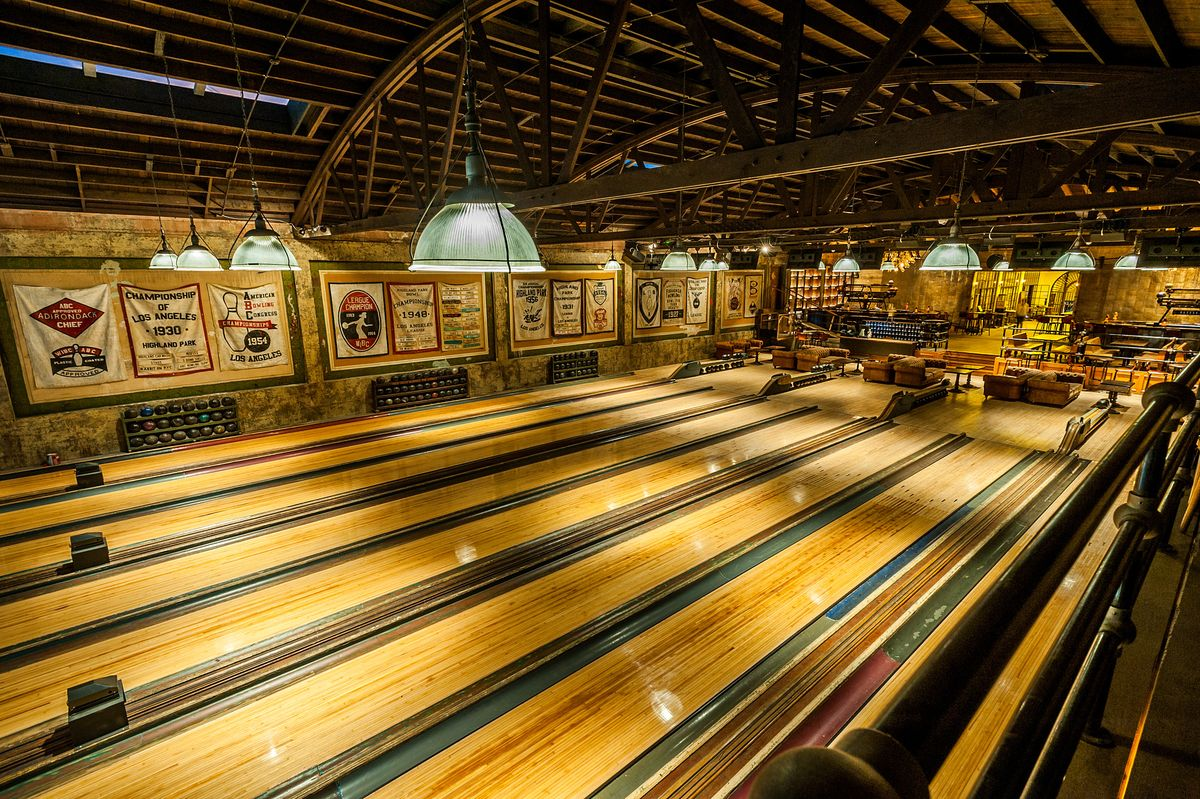 A Forgotten Bowling Alley S Steampunk Revival Is A Perfect