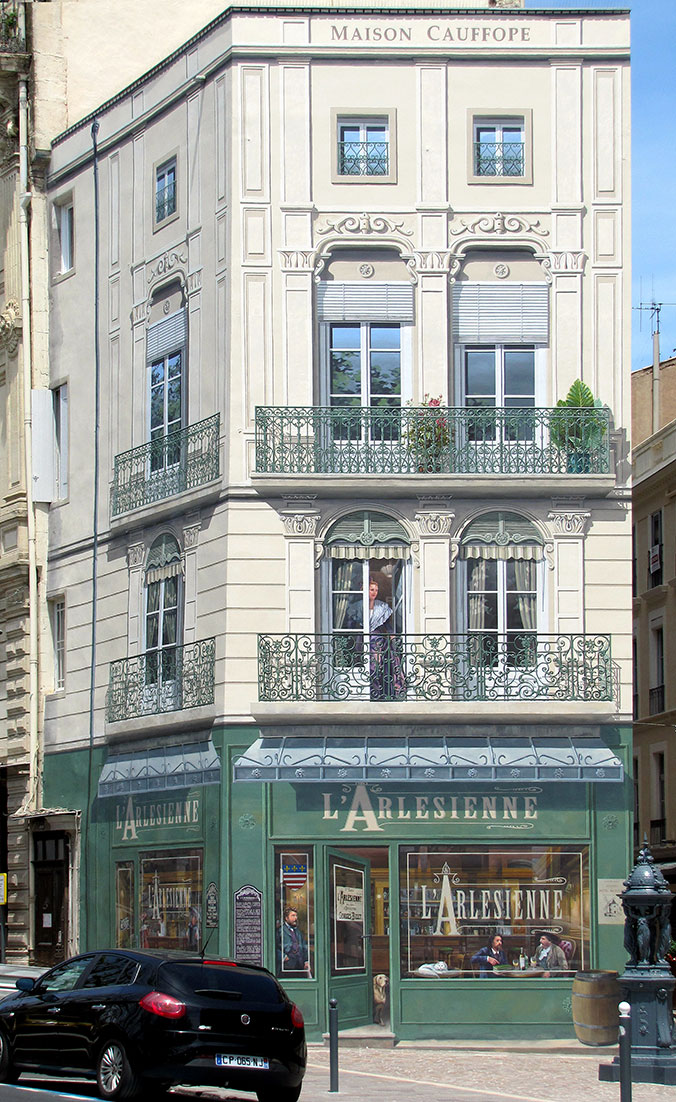 french facades