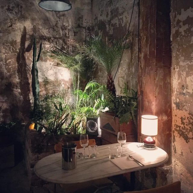 Jungles of Paris A tropical surprise restaurant hidden at thehellip