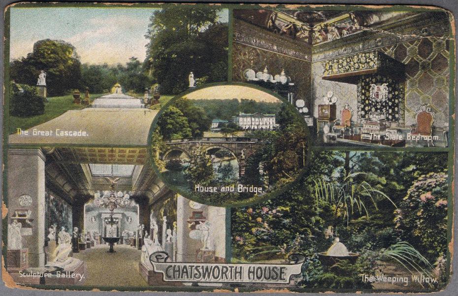 chatsworth_house_derbyshire_a_colour_postcard_sent_from_liverpool_to_navsari_india_in_1913