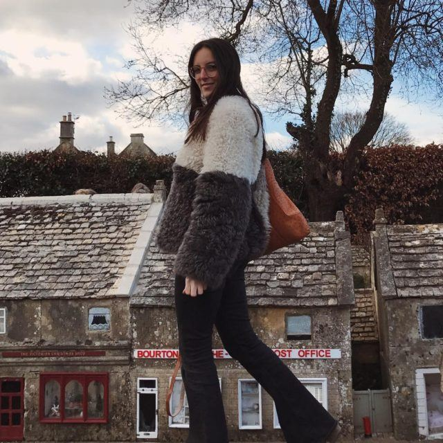 Conquering the Cotswolds this weekend MessyNessy back in england cotwoldshellip