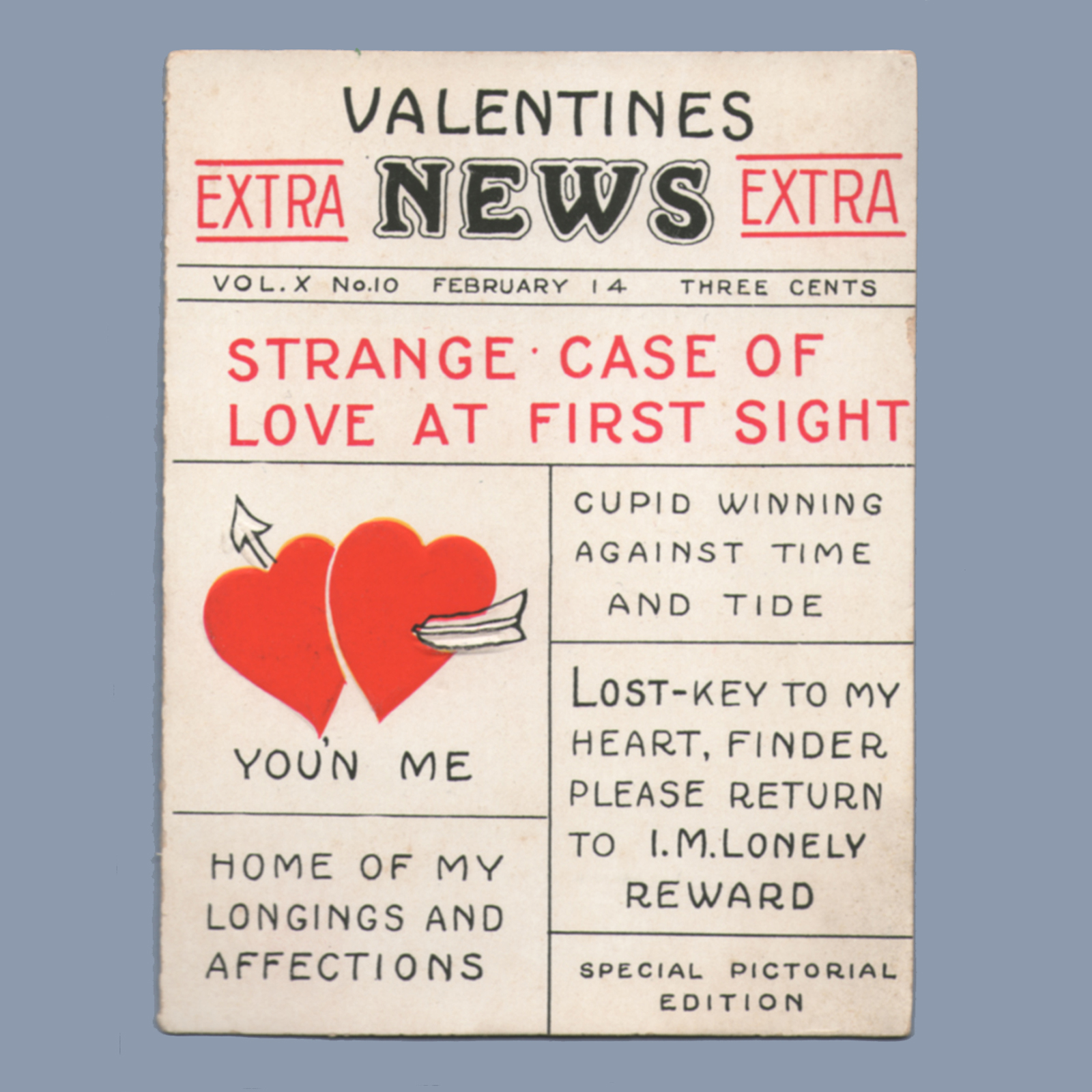 The Dark and Twisted History of Valentine's Day Cards