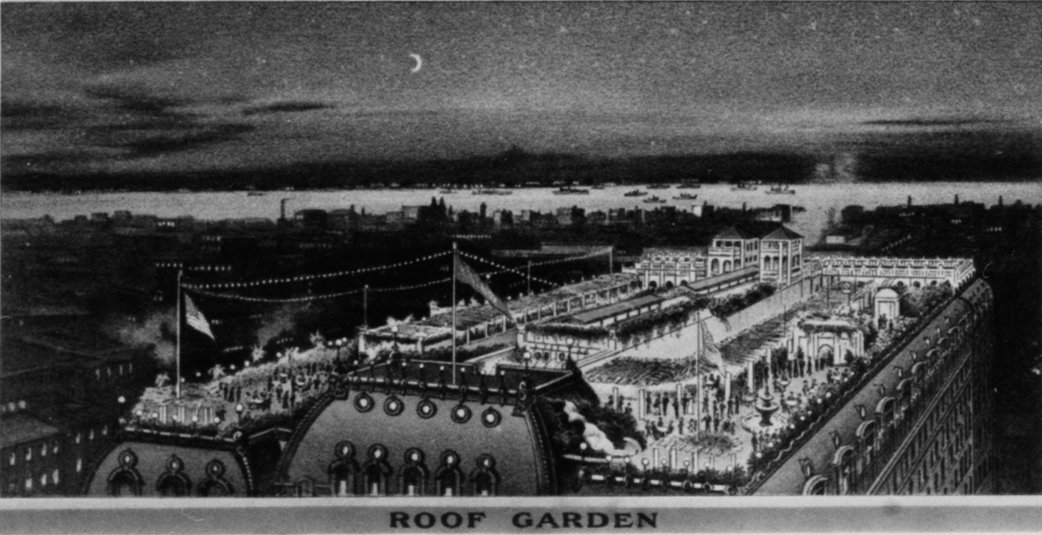 New York 39 S Incredible Lost Rooftop Theatres