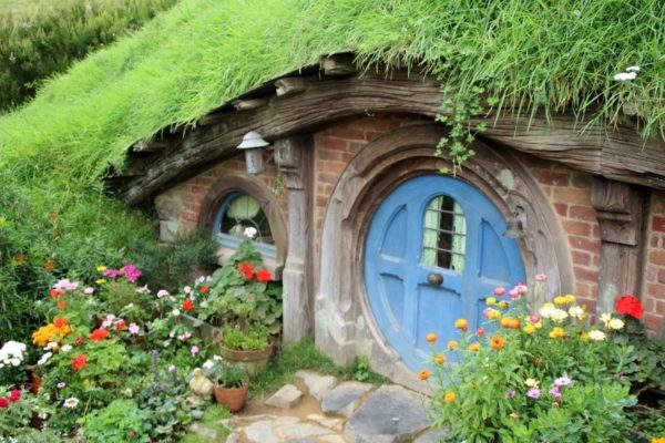 Postcards from Hobbiton
