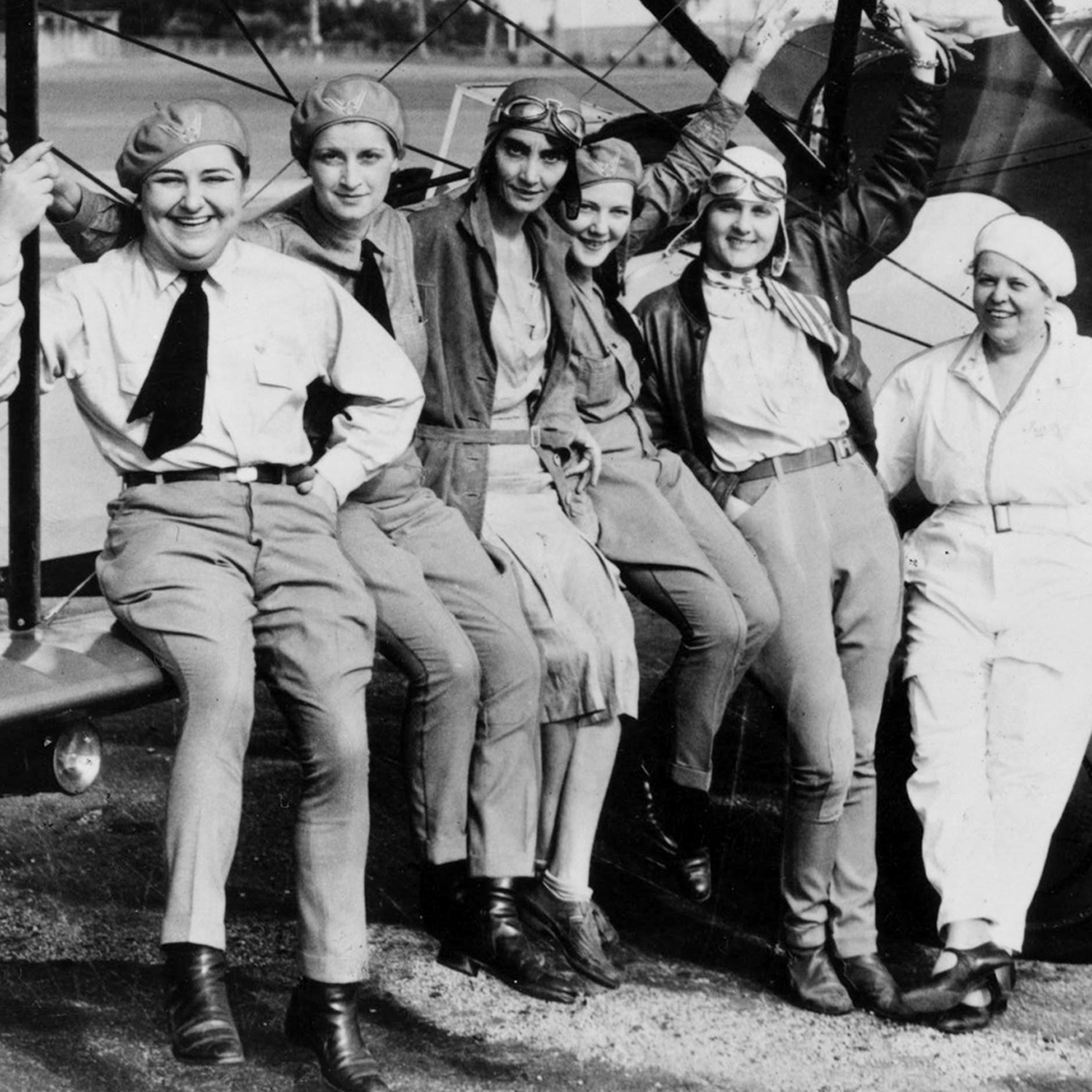 Meet The Other Legendary Female Aviator Who Could Drink