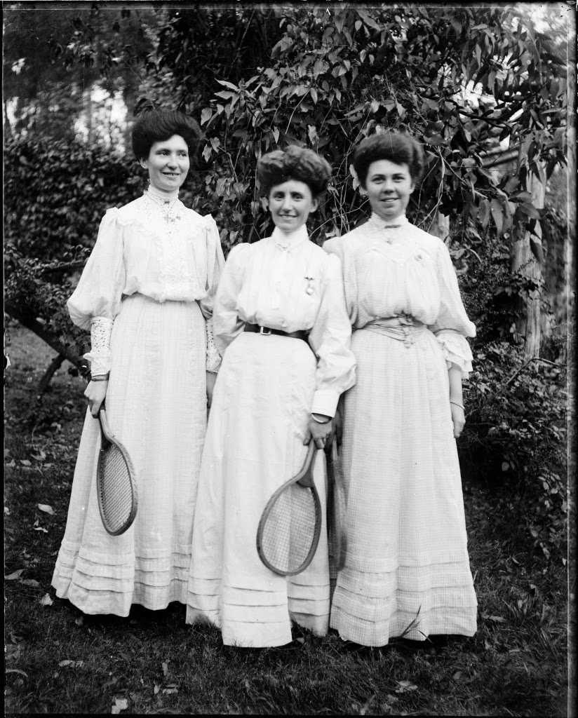 From Corsets to Culottes The Women who Dared to Change Wimbledon