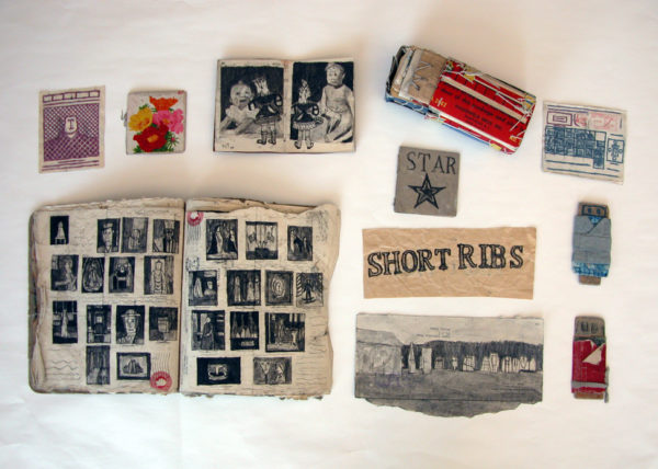 Magical Rediscovered Sketchbooks of a Gifted Deaf and Mute Farm Boy