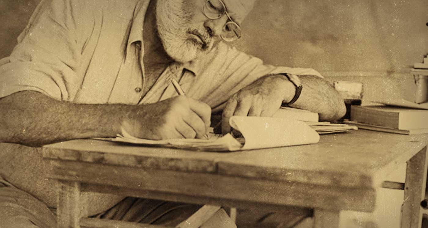 a biography of ernest hemmingway one of americas greatest writers Ernest hemingway biography writer ernest hemingway is one of the most famous american writers of the 20th century, the author of a farewell to arms and the sun also rises.