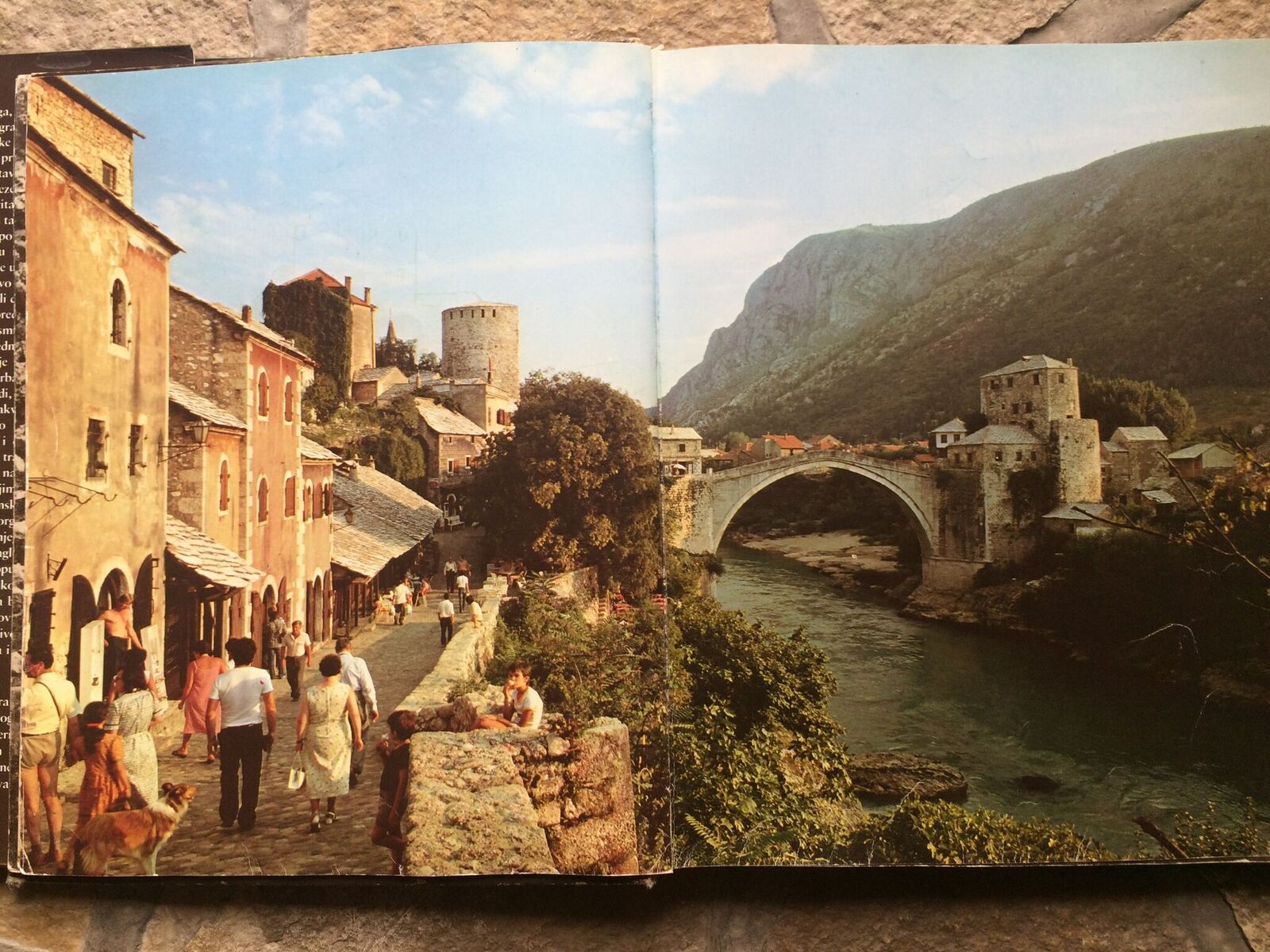 The Haunting Ruins Of Mostar Before Amp After