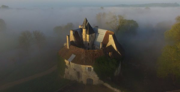 Adopt an Abandoned French Chateau