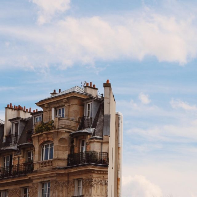 A little corner of Paris