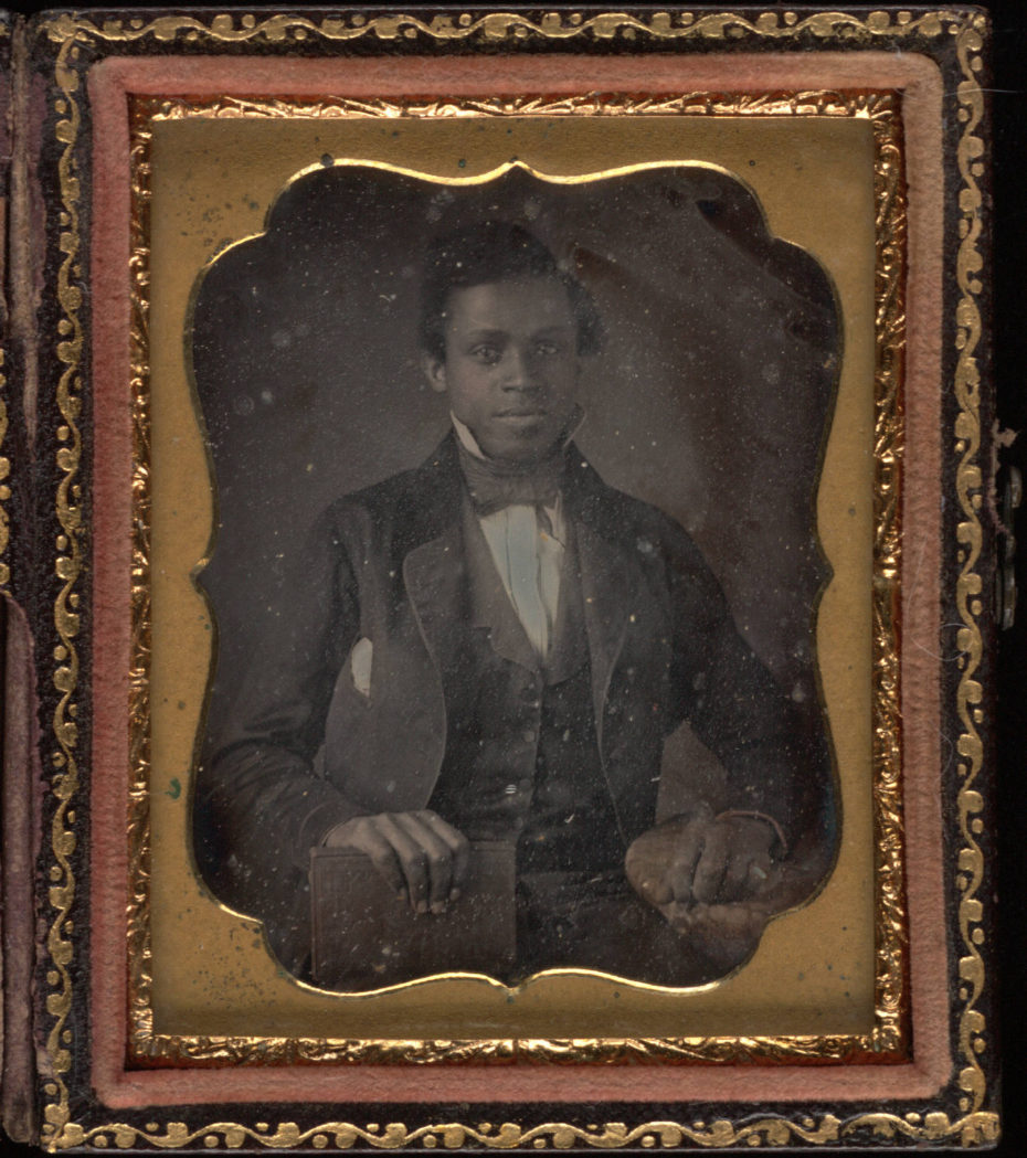 Daguerreotypes Of Anonymous African Americans