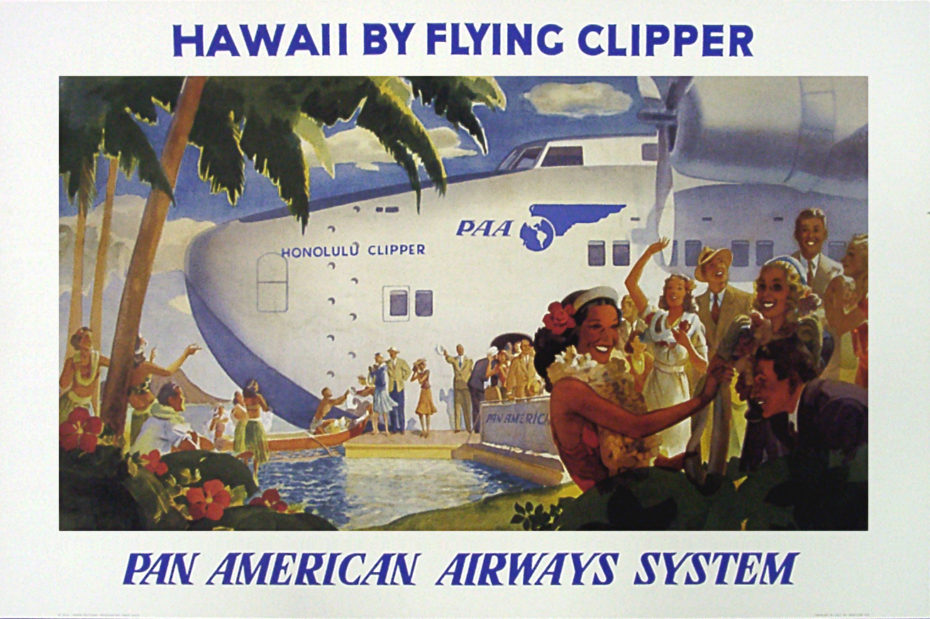 The Long Lost World Of The Luxury Flying Boat