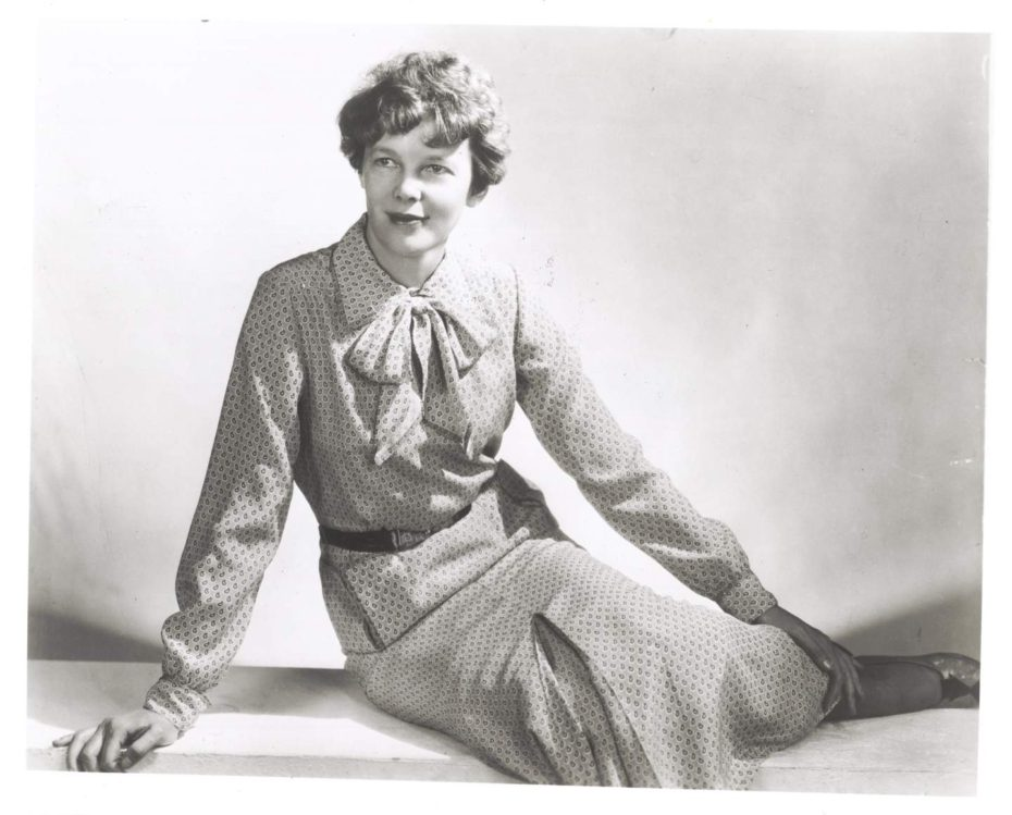 Amelia Earhart S Forgotten Fashion Line Could Probably Do