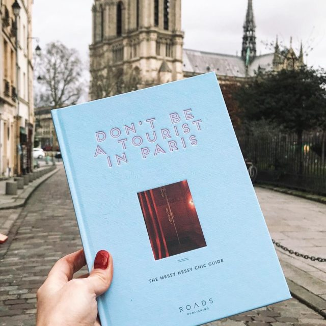 Paris is giving away my book! Want a signed copyhellip