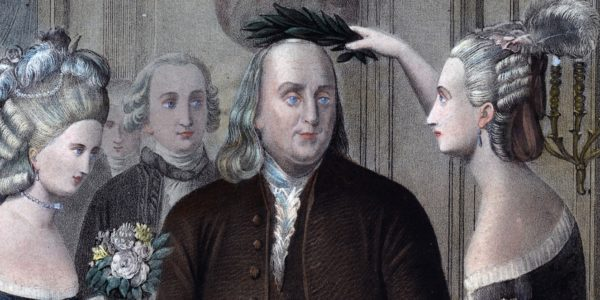 Meet Benjamin Franklin's Girlfriends