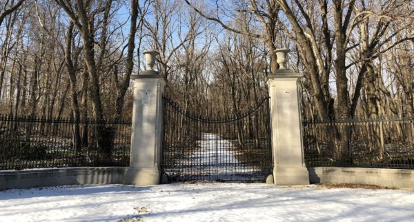 The Ruins of King Zog's New York Mansion
