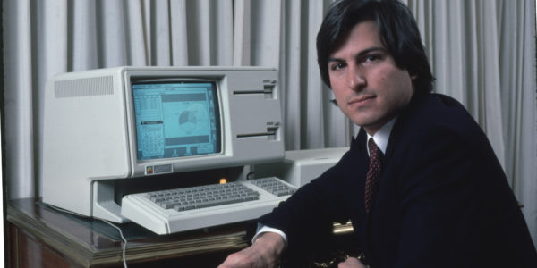 Steve Jobs' Nerdy Dating Show with Bill Gates
