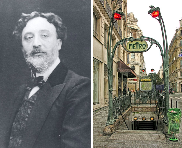 Why Paris\' Greatest Art Nouveau Metro Stop Is No More