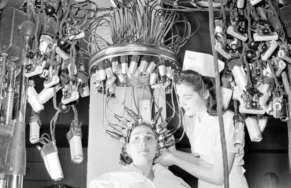They Put What, Where? Weird Beauty Hacks of Yesteryear