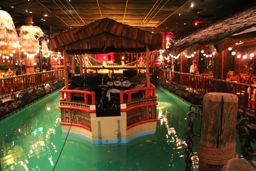There S A 73 Year Old Tiki Bar Hiding In This Hotel S Basement