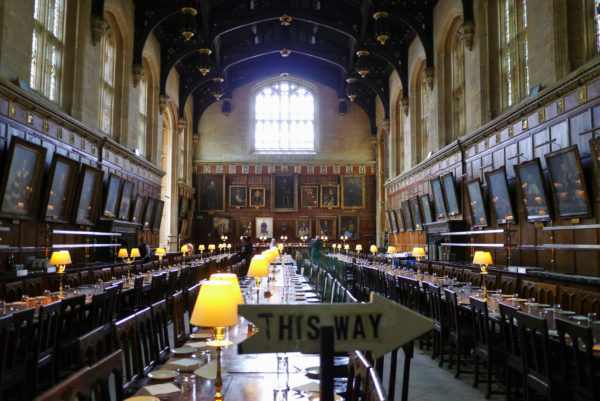 Overnight at Harry Potter University