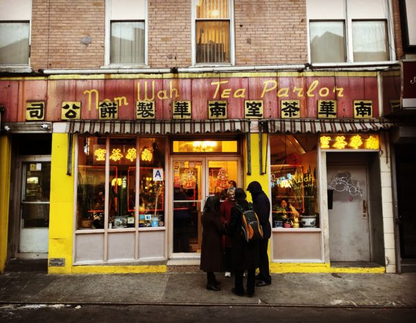 New York's Oldest Dim Sum Restaurant and the Secrets of Chinatown