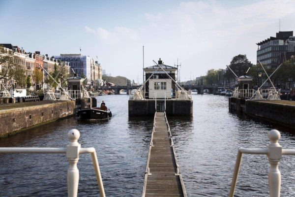 Amsterdam is Turning its Bridge Houses into Tiny Hotels