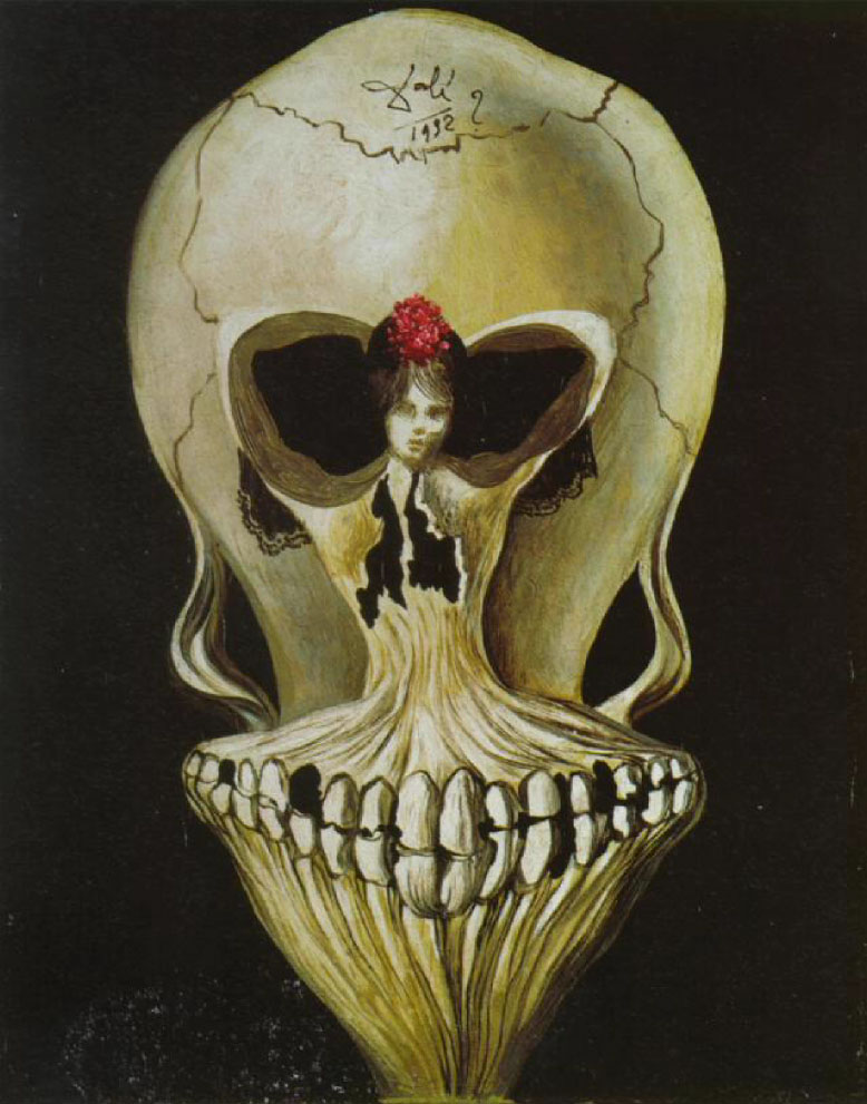 Four Grisly Murders One Salvador Dali