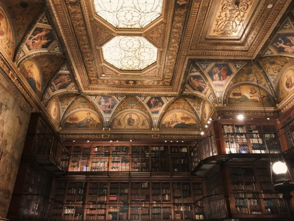 Your Dream Fairytale Library is Hiding in Midtown Manhattan