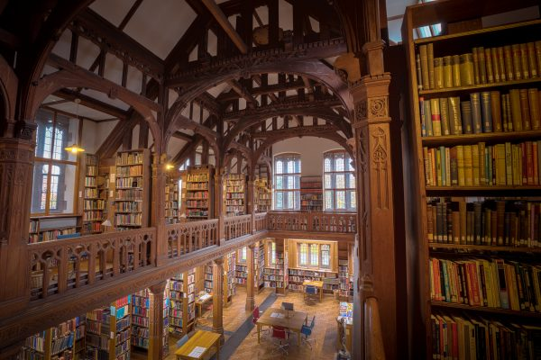 Overnight at the Prime Minister's Library & other Bookshop Hotels