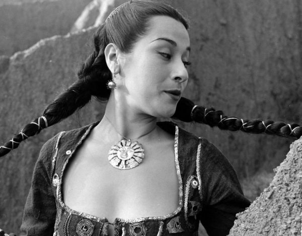 Before Björk, There Was the Last Incan Princess