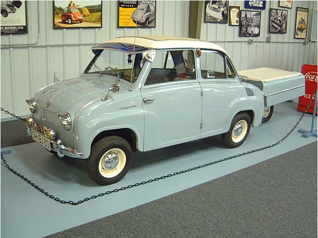 The Cutest Tiniest Cars Ever Made