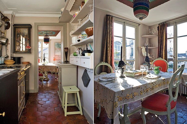 Let S Visit Every Inch Of These Paris Apartments That You