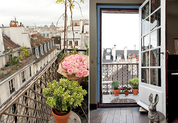 Let's visit every inch of these Paris Apartments (that you ...