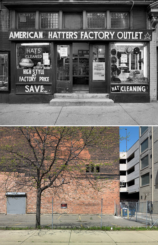 Ruins Of Detroit Before Amp After