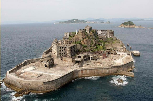 The Bond Villain's Lair: Skyfall's Abandoned Island