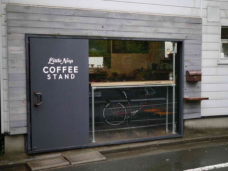 how to start a small cafe in india