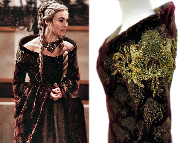 Here Is The Blog Of The Game Of Thrones Costume Maker