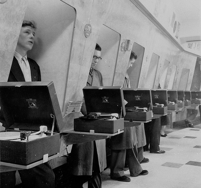 Shopping for Music in the '60s Was Awesome. Today, Not So Much.