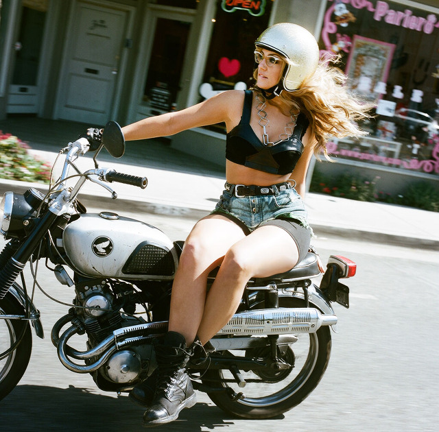 Theme Sex girls naked on motor bikes will know