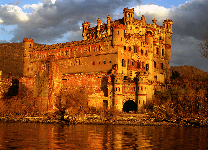 The Not So Fairytale Castle Of New York