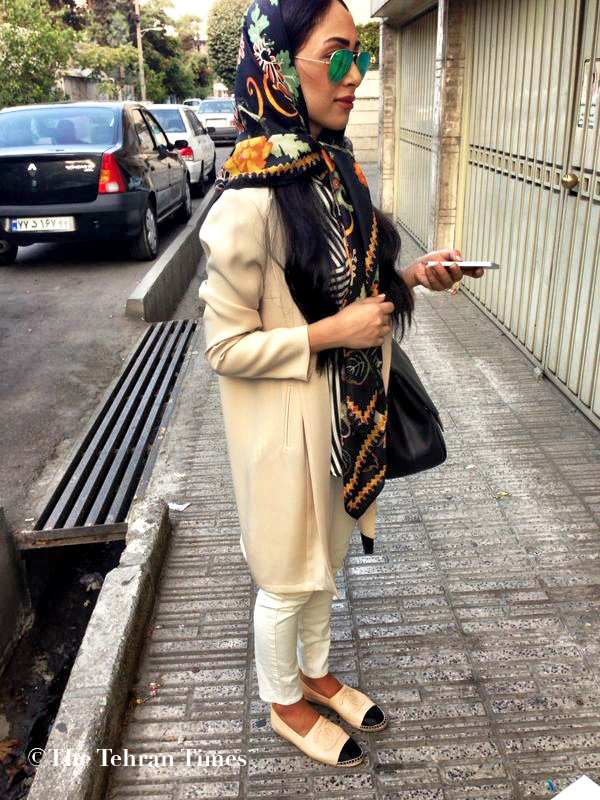 Trending in Tehran: Notes from an Iranian Street Style Blog