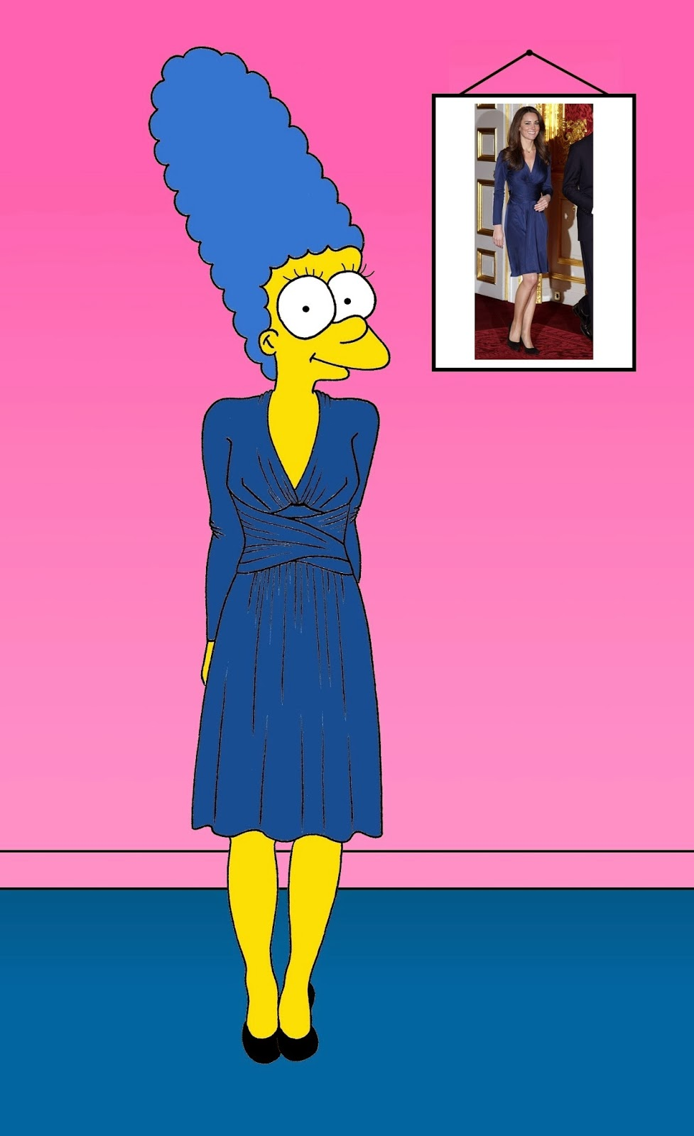 Marge Simpson The Style Icon
