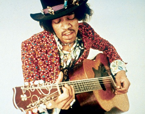 10 Jimi Hendrix Looks To Inspire An Epic Vintage Shopping