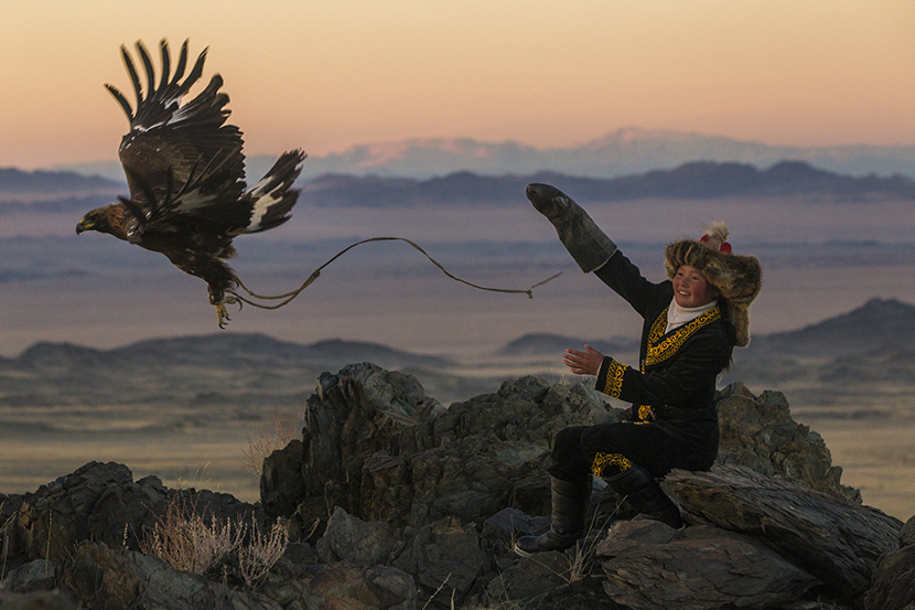 eaglehuntress