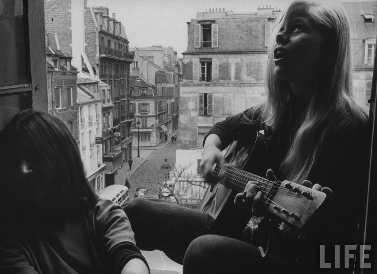 Living The Bohemian Student Dream In 1960s Paris