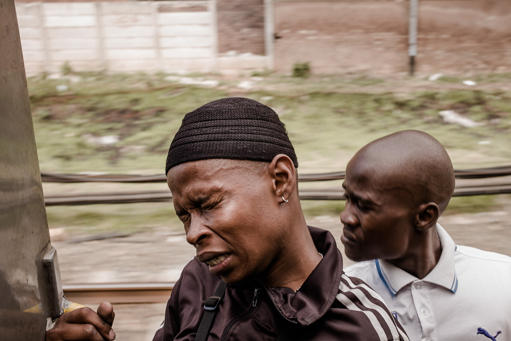 The Deadly Art Of Train Surfing In South Africa