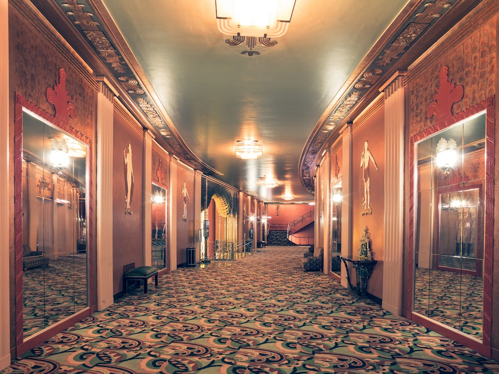 Let s sneak into california s most beautiful art deco cinemas